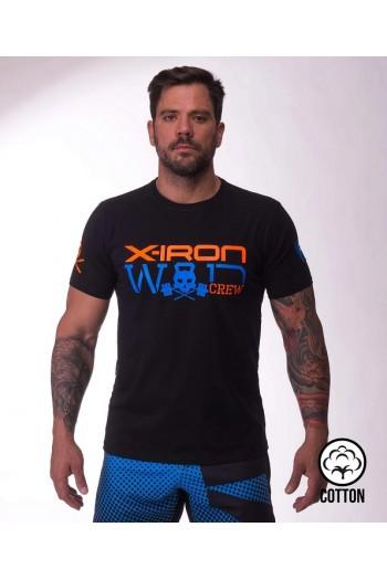 T-shirt IRONFIBRE- WOD CREW –  Man Cross-Fit