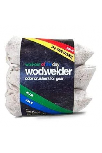 Odor Crusher Scented Sachets W.O.D.WELDER Cross-Fit
