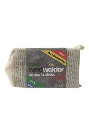 Natural Bar Soap - Coffee W.O.D.WELDER Cross-Fit