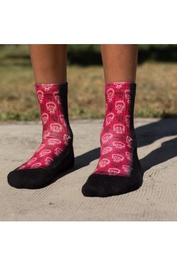 Kids Sports socks SKULLS Lithe Cross-Fit
