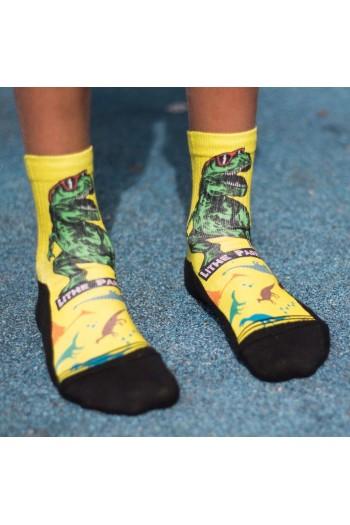Kids Sports socks COOL DINO Lithe Cross-Fit