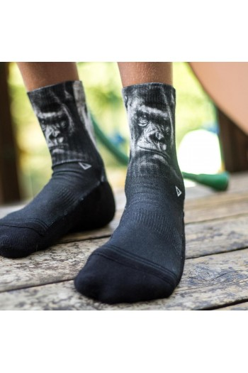Kids Sports socks SILVER BACK Lithe Cross-Fit