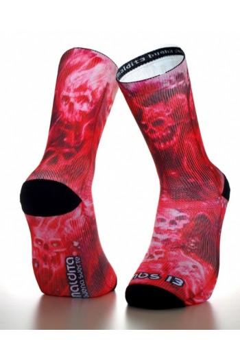 Sports socks RED DEVILS- MBS Cross-Fit