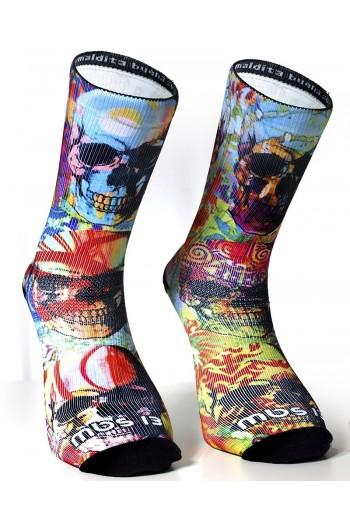Kids Sports socks ROCOSKULL- MBS Cross-Fit