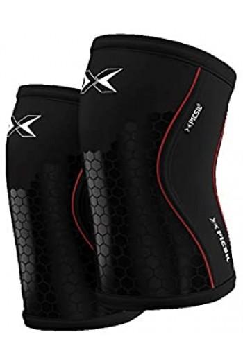 Knee Sleeves Hex-Tech PicSil 5mm Cross-Fit