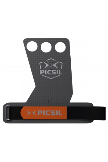 Hand Grips PicSil RX 3hole Orange Cross-Fit