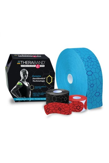 TheraBand Kinesiology Tape with XactStretch Cross-Fit