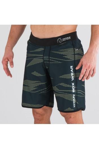 Endurance Short (Assault Green) Titan Box Wear Cross-Fit