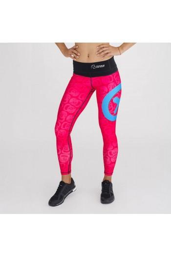 Xtamina tights (Kettlemania Pink) Titan Box Wear Cross-Fit