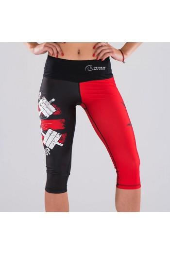 Xtamina 3/4 tights (KillQuit) Titan Box Wear Cross-Fit