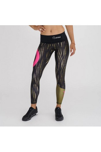 Xtamina tights (Bamboo Camo) Titan Box Wear Cross-Fit