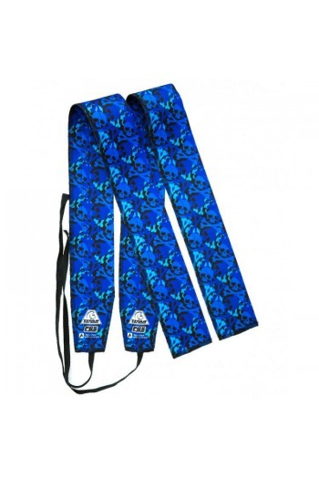 Agilitas Wrist Wraps (Cool Bones) Titan Box Wear Cross-Fit