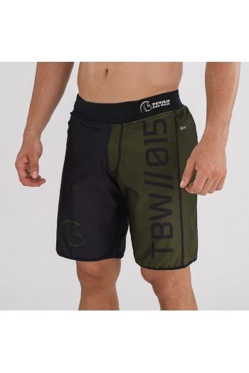 Endurance Short (Advant Green) Titan Box Wear Cross-Fit