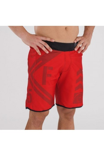 Endurance Short (All-Out Red) Titan Box Wear Cross-Fit