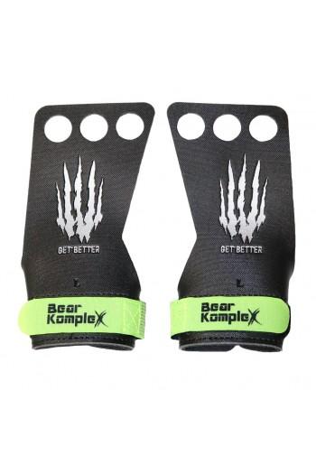 Hands Grips Bear KompleX Black Diamond 3 Hole Cross-Fit