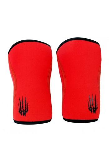 Knee Sleeves Bear KompleX Red Cross-Fit