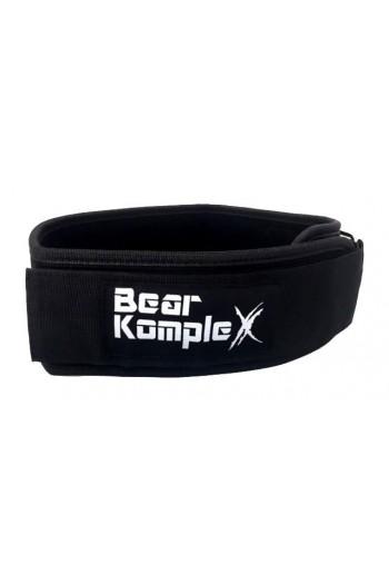 Belt Bear Komplex - STRAIGHT 4 Black Cross-Fit