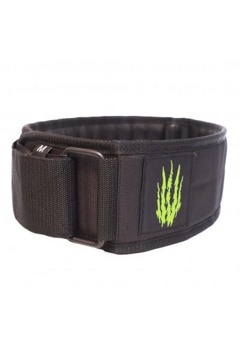 "Bear KompleX ""APEX"" Premium Leather Velcro Weight Lifting Belt"