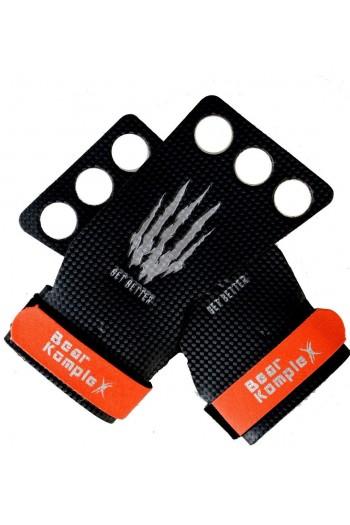 Hand Grips Carbon Comp Bear KompleX 3 Hole Cross-Fit