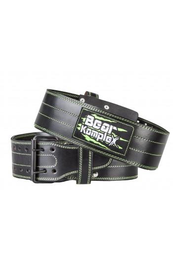Leather Belt- Bear KompleX Big Boi Buckle Cross-Fit