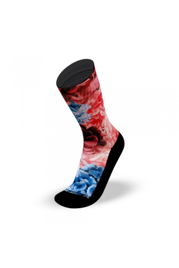 Sports socks FLORAL Lithe Cross-Fit
