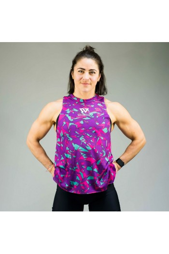Drive Raw Ladies Muscle Tank- Wodable Cross-Fit