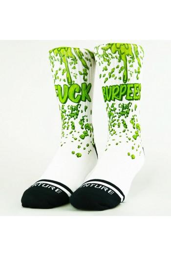 F BURPEES SOCKS - Wodable Cross-Fit